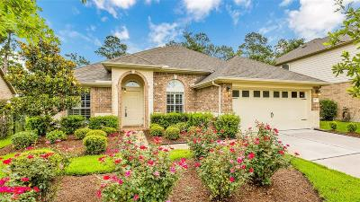 The Woodlands Single Family Home For Sale: 90 E Heritage Mill Circle