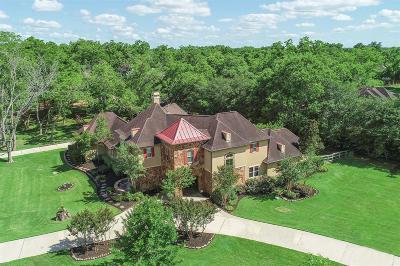 Richmond Single Family Home For Sale: 5203 Mimosa Lane