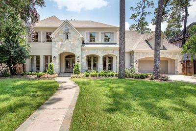 Houston Single Family Home For Sale: 11827 Longleaf Lane