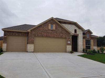 Texas City Single Family Home For Sale: 907 Great Blue Heron Drive