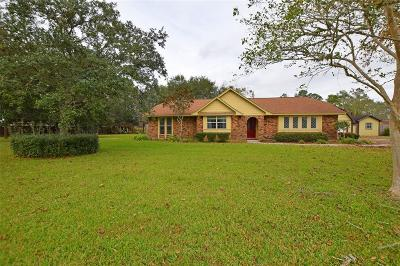 Dickinson Single Family Home For Sale: 12402 Thaman Drive