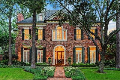 Houston Single Family Home For Sale: 8715 Stable Crest Boulevard