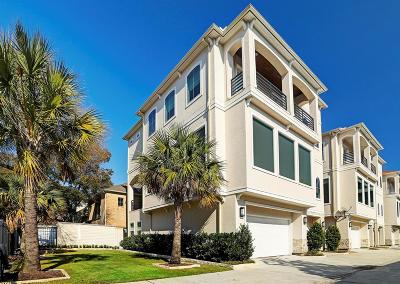 Houston Single Family Home For Sale: 2425 Nantucket Drive #A