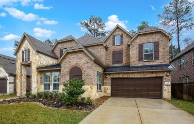 Spring Single Family Home For Sale: 5011 Hidden Mill Drive