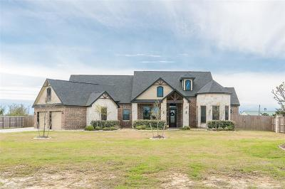 Baytown Single Family Home For Sale: 4102 Landon Lane