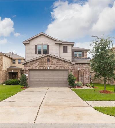 Houston TX Single Family Home For Sale: $188,000