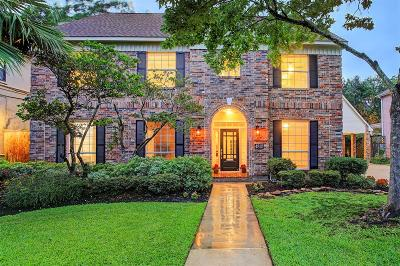 Bellaire Single Family Home For Sale: 4812 Florence Street