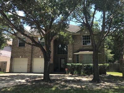 Houston TX Single Family Home For Sale: $284,900