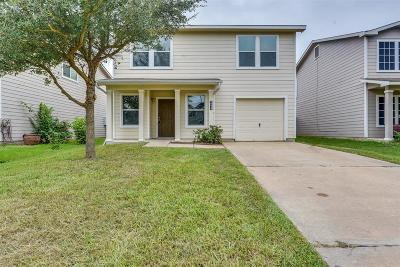 Cypress TX Single Family Home For Sale: $177,000