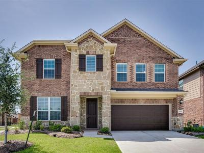 Tomball Single Family Home For Sale: 8118 Port Miramar Drive