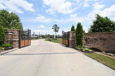 Tomball Residential Lots & Land For Sale: Sacred Haven Circle