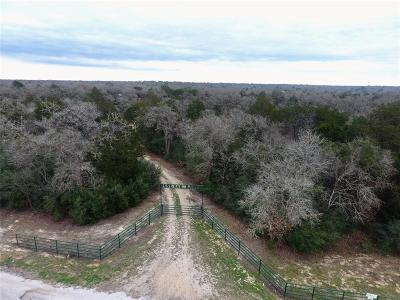 Fayette County Country Home/Acreage For Sale: 101 Harold Lane