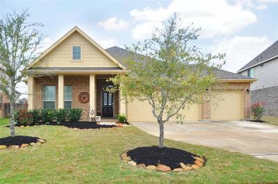 Rosenberg Single Family Home For Sale: 2210 Granite Park Lane