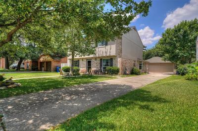 Tomball Single Family Home For Sale: 8210 Amurwood Drive