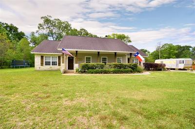 Dayton Single Family Home For Sale: 1256 County Road 6479