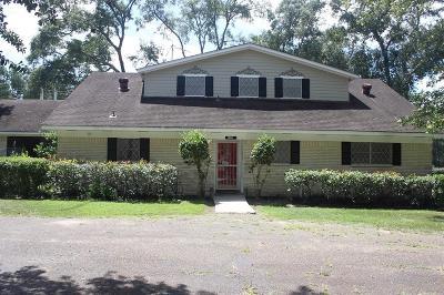 Conroe Single Family Home For Sale: 1600 Southern Oaks Drive