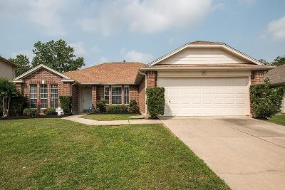 Tomball Single Family Home For Sale: 22618 Willow Branch Lane