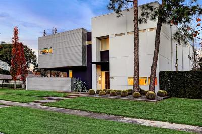 Houston Single Family Home For Sale: 3207 Virginia Street