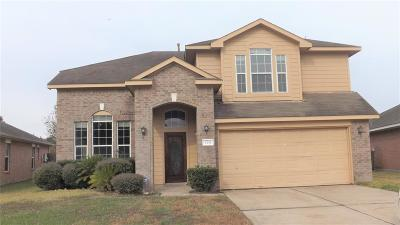 Richmond Single Family Home For Sale: 7235 Wimberly Oaks Lane