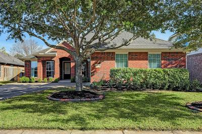 Pearland Single Family Home For Sale: 2509 Rusting Creek Drive