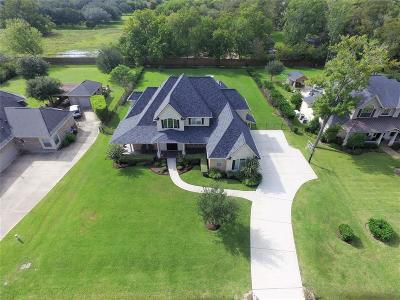 Richmond Single Family Home For Sale: 2603 Creektrail Lane