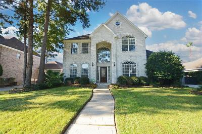 Single Family Home For Sale: 18827 Mountain Shade Drive