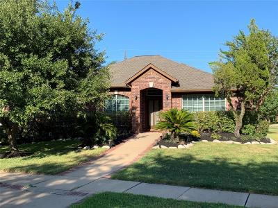 Sugar Land Single Family Home For Sale: 2002 Woody Bend Place Place