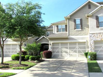 Tomball Condo/Townhouse For Sale: 16045 Summerville Lake Drive