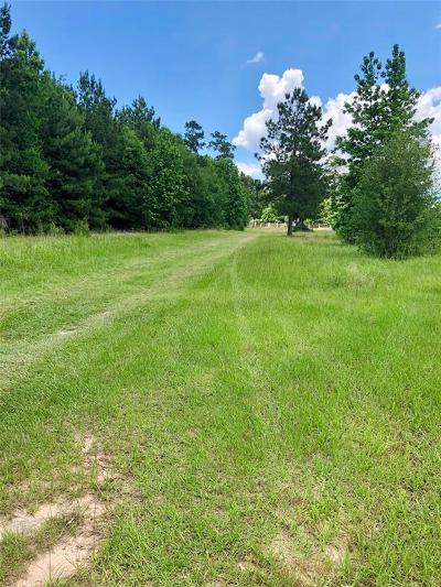 Conroe Residential Lots & Land For Sale: Fm 105