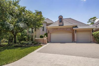 Kingwood Single Family Home For Sale: 11 Links Side Court