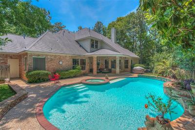The Woodlands Single Family Home For Sale: 26 Moss Bluff Court