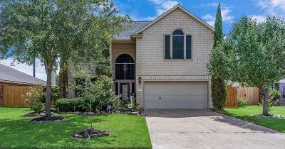 Katy Single Family Home For Sale: 5334 Kyla Circle