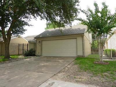 Houston Single Family Home For Sale: 11626 Karlwood Lane