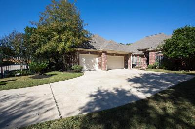 Cypress TX Single Family Home For Sale: $255,000