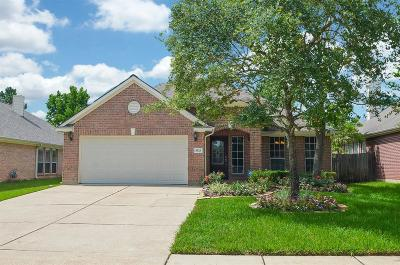 Katy TX Single Family Home Option Pending: $264,900