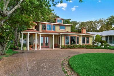 Seabrook Single Family Home For Sale: 4806 Palm Street