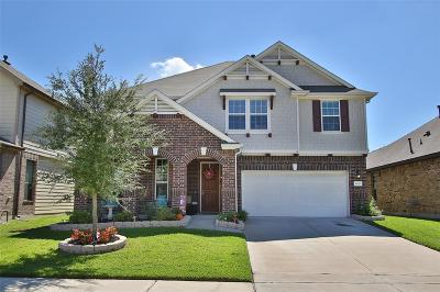 Houston Single Family Home For Sale: 16519 Winthrop Bend Drive