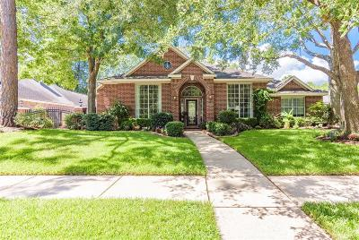 Houston Single Family Home For Sale: 15919 El Dorado Oaks Drive