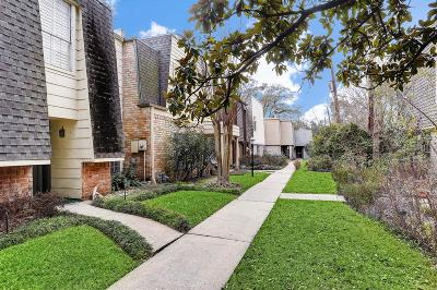 Bellaire Condo/Townhouse For Sale: 6322 1st Street
