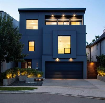 Houston Single Family Home For Sale: 2302 Branard Street