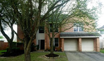 Missouri City Single Family Home For Sale: 3407 Chambers Court