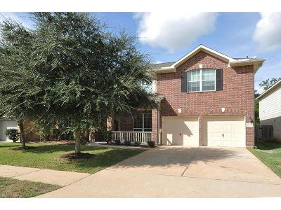 Tomball Single Family Home For Sale: 8310 Hayden Cove Drive