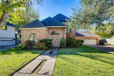 Katy Single Family Home For Sale: 1202 Dominion Drive