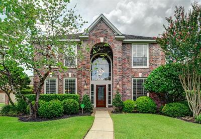 Single Family Home For Sale: 18815 Cypress Chateau Drive