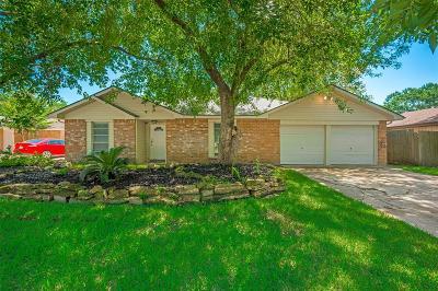 Cypress Single Family Home For Sale: 11406 Terrebone Drive
