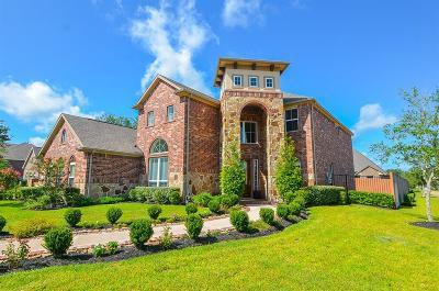 Missouri City Single Family Home For Sale: 5411 Pecan Field Drive