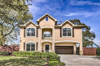 Houston Single Family Home For Sale: 304 W 34th Street