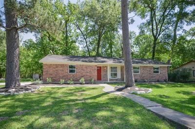 Huffman Single Family Home For Sale: 24126 Basket Oak Drive