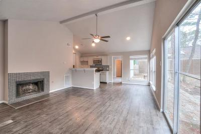 The Woodlands Single Family Home For Sale: 122 W High Oaks Cir Circle