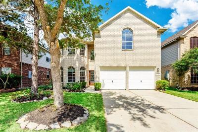 Katy Single Family Home For Sale: 6310 Grayson Bend Drive